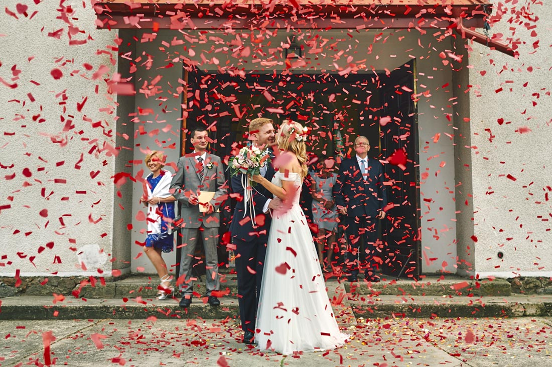 Ślub w Piątek